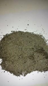 Granalha de aço para contrapeso